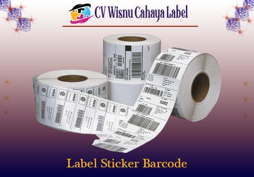 sticker barcode