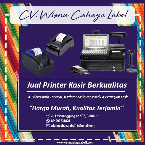 Jual printer kasir cibubur