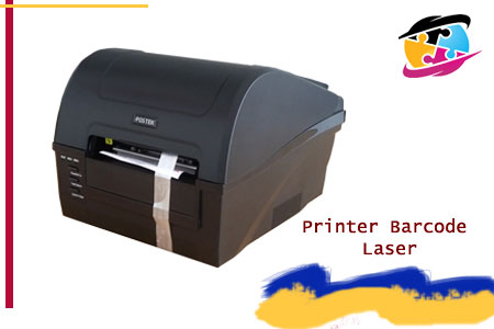 printer barcode laser