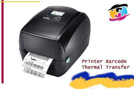 printer barcode thermal transfer