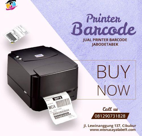 jual printer barcode jabodetabek