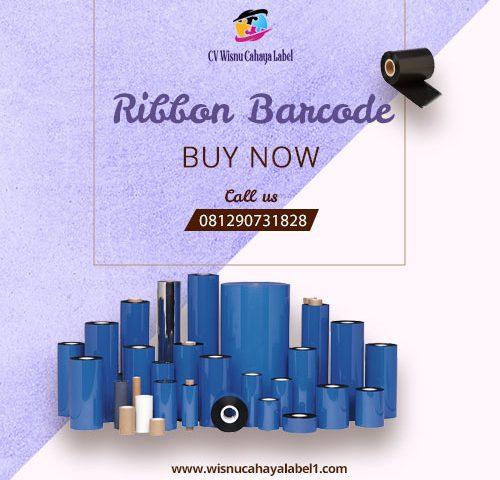 ribbon barcode