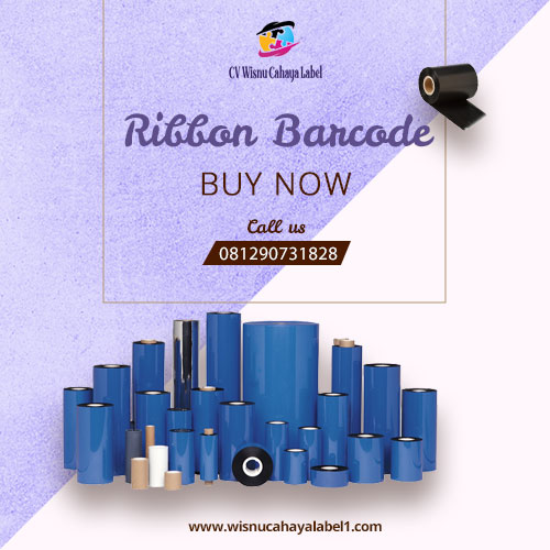 ribbon barcode